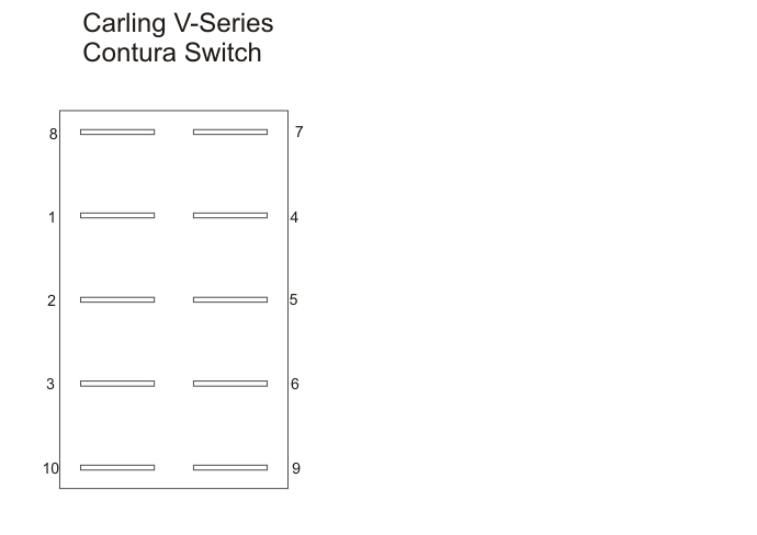 Carling Switches Wiring Diagram from www.fpmarine.com