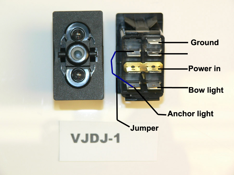Carling Rocker Switches